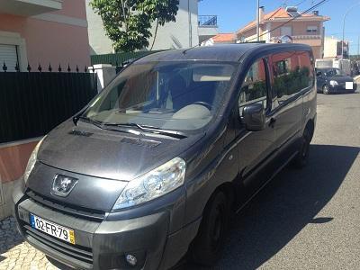 Peugeot Expert Penhorada Licite por 3773 euros 1