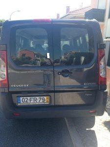 Peugeot Expert Penhorada Licite por 3773 euros 5