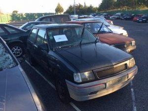 Opel corsa Penhorado Licite por 56 euros 2
