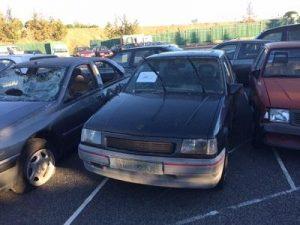 Opel corsa Penhorado Licite por 56 euros 4