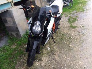 KTM Duke1000cc de 2009 Licite por 1766 euros 2
