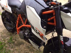 KTM Duke1000cc de 2009 Licite por 1766 euros 6