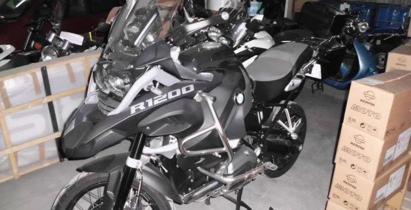 BMW R1200 Licite por 11193 euros 1