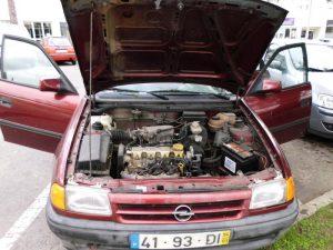 Opel Astra Penhorado Licite por 350 euros 2