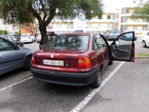 Opel Astra Penhorado Licite por 350 euros 5