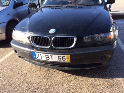 BMW 320D de 2002 Licite por 2000 euros 1