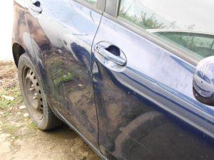 Toyota Yaris Penhorado Licite por 800 euros 2