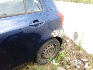 Toyota Yaris Penhorado Licite por 800 euros 4