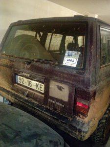 Jeep Cherokee Licite por 700 euros 4