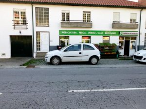 Opel corsa Penhorado Licite por 748 euros 3
