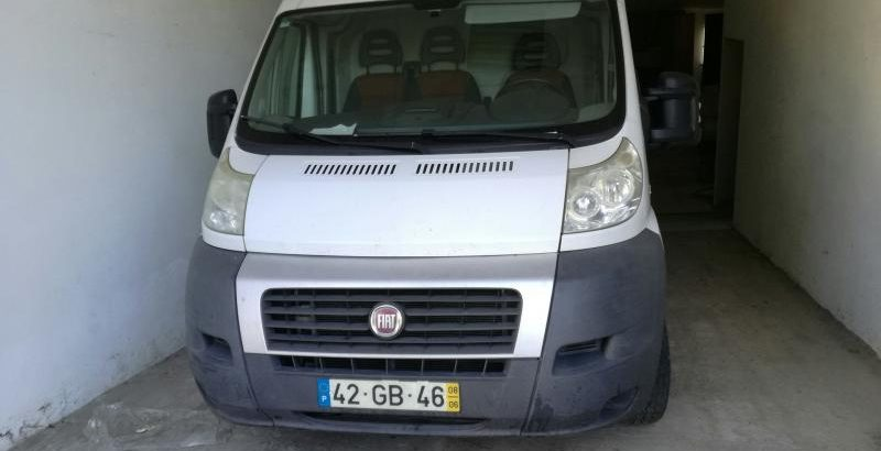 Fiat Ducato 2008 Licite por 4305 euros 1