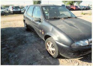 Ford Fiesta Licite por 350 euros 2
