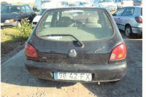 Ford Fiesta Licite por 350 euros 4