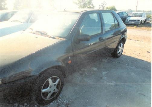 Ford Fiesta Licite por 350 euros 1