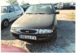 Ford Fiesta Licite por 350 euros 3
