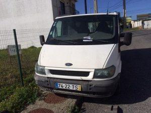Ford Transit Licite por 2152 euros 5