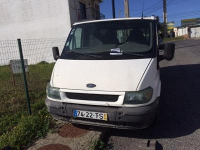 Ford Transit Licite por 2152 euros 1