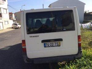 Ford Transit Licite por 2152 euros 3
