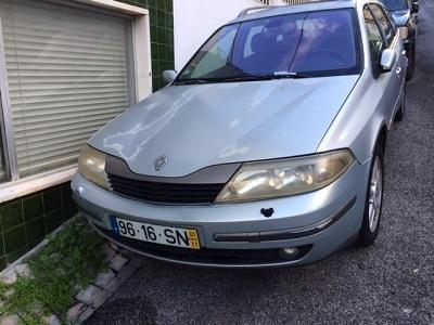 Renault Laguna Penhorado Licite por 175 euros 177
