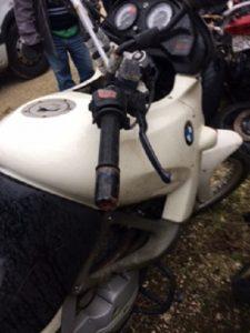 BMW f650 Licite por 210 euros 6