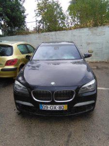 Penhorado finanças BMW Série 7 de 2010 Licite por 7000 euros 2