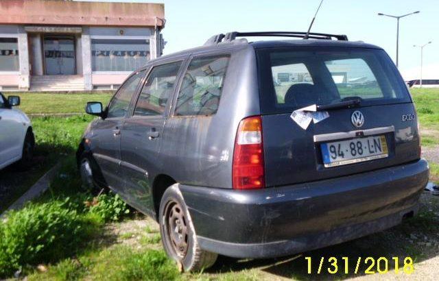 VW Polo Licite por 112 euros 115