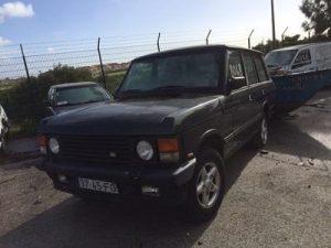 Land Rover Range Rover Licite por 3150 euros 5