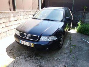 Audi A4 1.9TDI Licite por 350 euros 4
