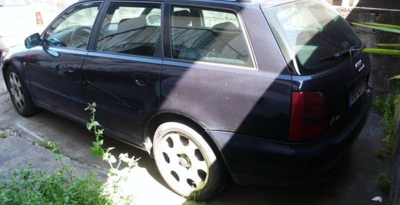 Audi A4 1.9TDI Licite por 350 euros 6