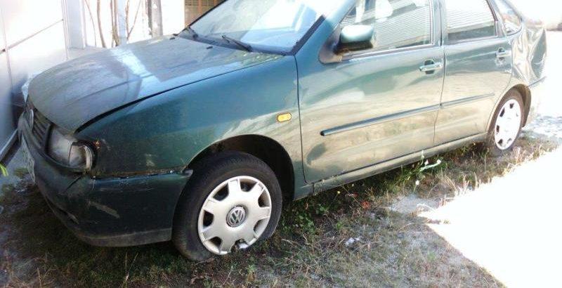 VW Polo Penhorado Licite pela melhor Oferta 1