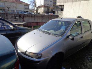 Fiat Punto em Penhorado licite por 1 euro 4