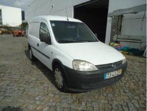 Opel Combo Diesel Licite por 559 euros 3
