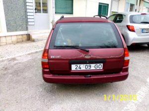 Ford Escort Licite por 70 euros 4