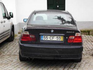 Bmw 320D Licite por 350 euros 4