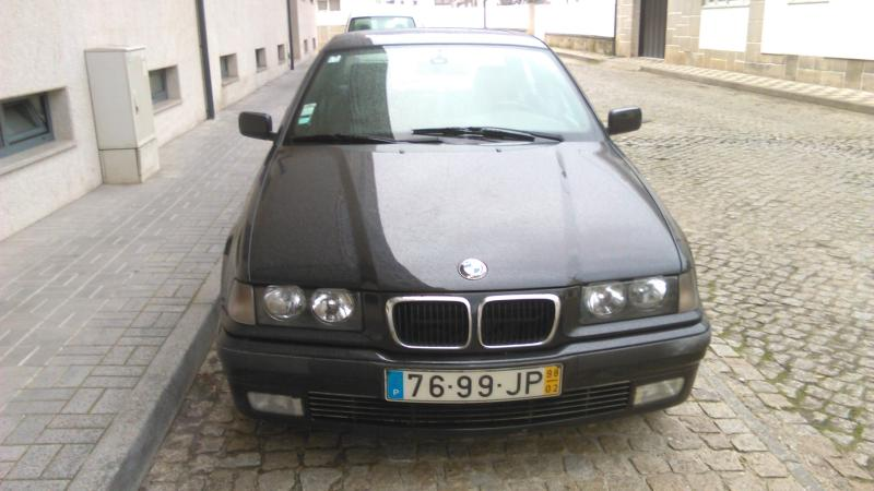 BMW 318TDS Penhorado Licite por 350 euros 5