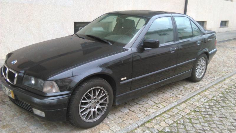 BMW 318TDS Penhorado Licite por 350 euros 4