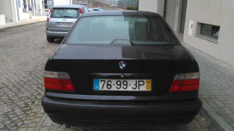 BMW 318TDS Penhorado Licite por 350 euros 6