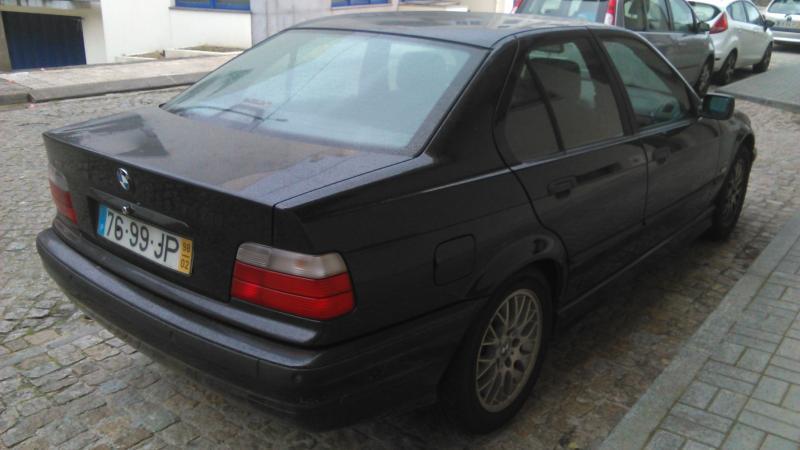 BMW 318TDS Penhorado Licite por 350 euros 3