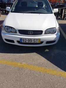 Toyota Corolla Licite por 602 euros 2