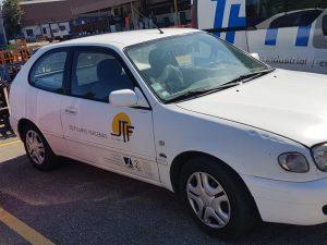 Toyota Corolla Licite por 602 euros 3