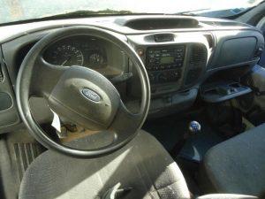 Ford Transit cabine dupla Licite pela melhor Oferta 4