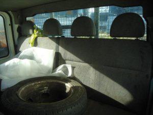 Ford Transit cabine dupla Licite pela melhor Oferta 5