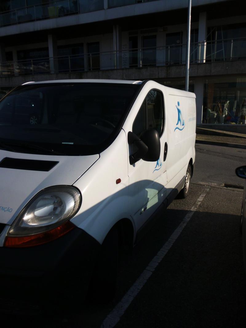 Renault Trafic Penhorada Licite por 700 euros 4