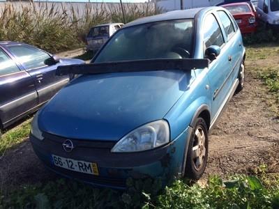 Opel Corsa a gasóleo Penhorado Licite por 375 euros 44