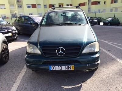 Mercedes ML230 Penhorado Licite por 2800 euros 9