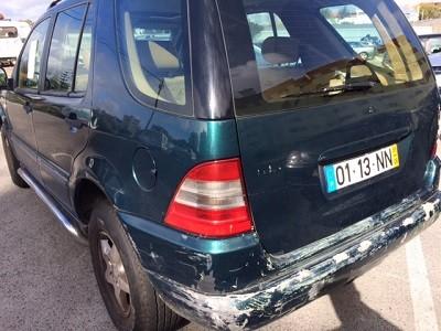 Mercedes ML230 Penhorado Licite por 2800 euros 7