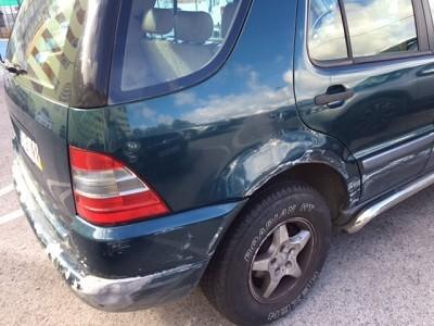 Mercedes ML230 Penhorado Licite por 2800 euros 8