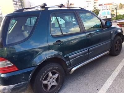 Mercedes ML230 Penhorado Licite por 2800 euros 5
