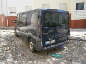 Renaul Trafic Penhorada Licite por 870 euros 5