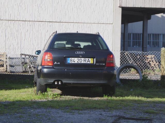 Audi A4 1.9TDI Licite por 200 euros 4